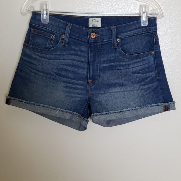 J. Crew Pants - J.Crew denim short